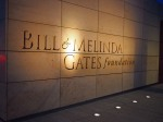 Gates Foundation entrance