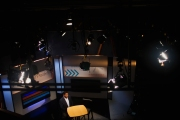 wide shot of set from high