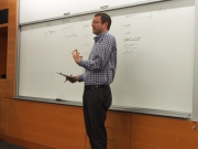 Starbucks' CDO Adam Brotman lays out the company's engagement spectrum in my class