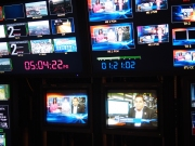 Northwest Cable News control room
