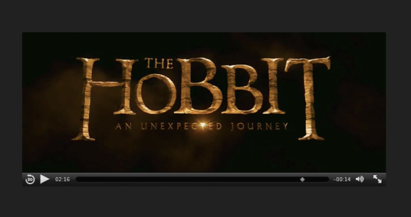 Click here to watch The Hobbit trailer in 48fps HFR