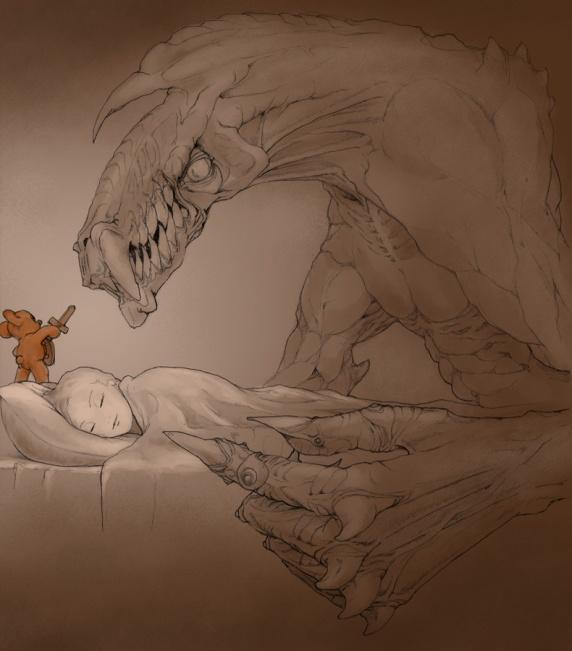 Sweet Halloween Dreams by Begemott (DeviantArt)
