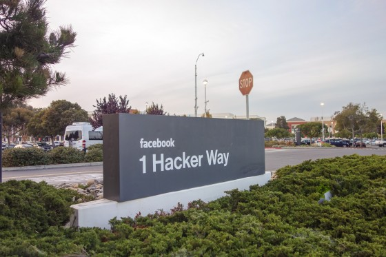 My visit to Facebook