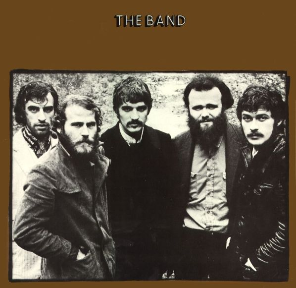 The Band's classic second album