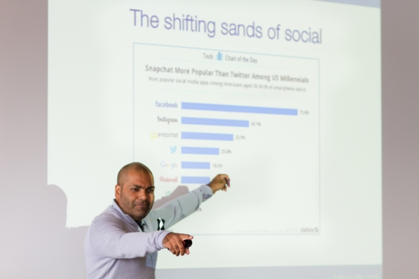 Presenting at Zillow 8/13/14