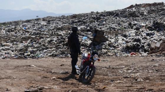 Riverton City Dump, Jamaica